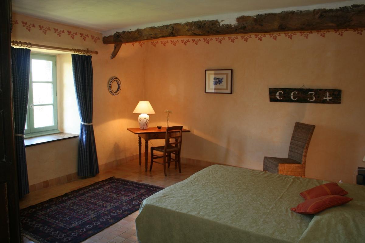 Chambre D 39 H Tes 2 Personnes Vue Sur Le Jardin Manoir De